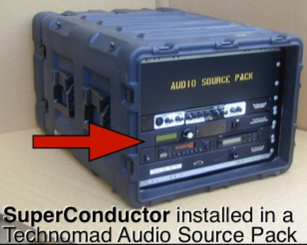 SuperConductor in Technomad Audio Source Pack