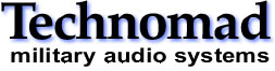 Techomad Military Audio Systems